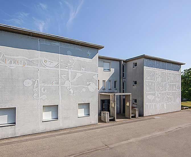 Hébergement pour les Stages Handball à Cernay