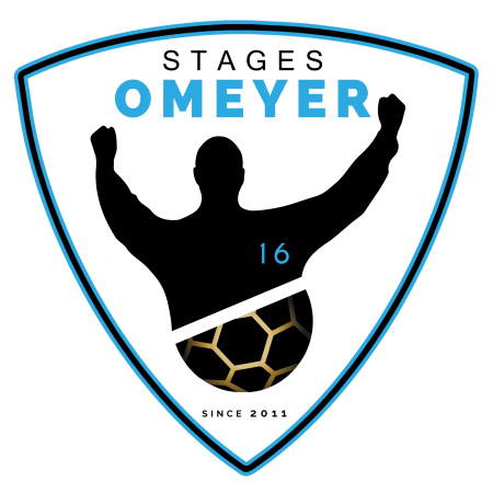 Nouveau logo des stages handball omeyer